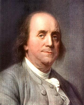 Benjamin Franklin, Benjamin Franklins