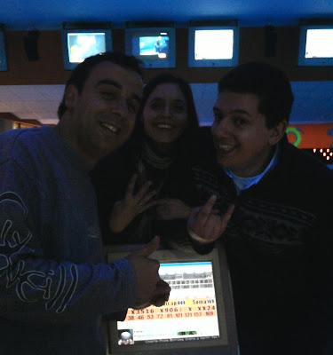 Bowling Aniversário KA V