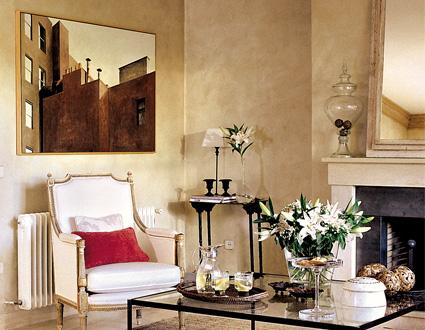 Dise os arquitectonicos historia del estuco - Pintar sobre estuco veneciano ...