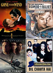 My top 4 movies
