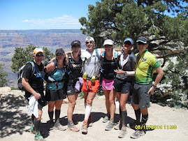 My Rim to Rim Expedition Team