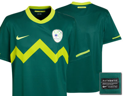 Slovenia Away Shirt 2010/11