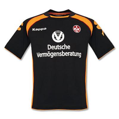 Kaiserslautern Shirt Away 08-09