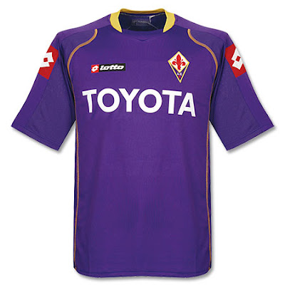Fiorentina Home Shirt 2008/09