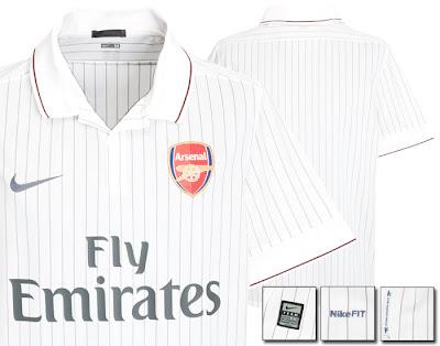Arsenal Third Shirt 2009/10