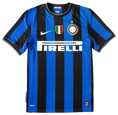 Inter Milan Home Shirt 2009/10