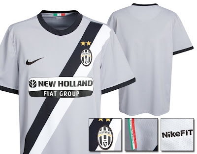 Juventus Away Shirt 2009/10