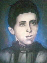 Auta de Souza - poetiza macaibense aos olhos do artista plástico W. Potiguar