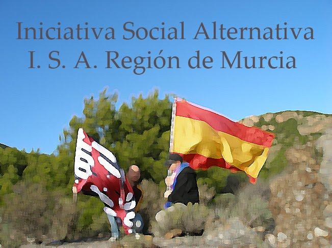INICIATIVA SOCIAL ALTERNATIVA REGION DE MURCIA