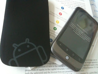 Nexus One 到手圖