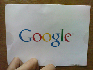 Google AdSense PIN mail