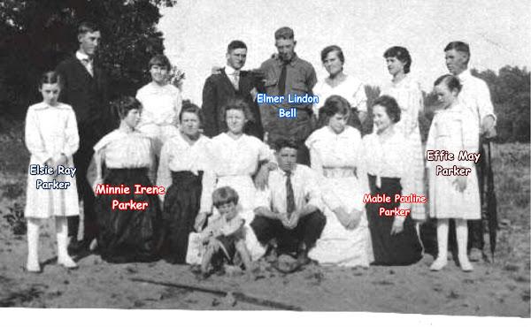 Parker Family Photo