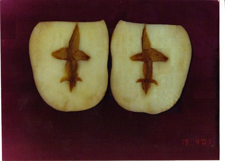 Cartoful meu din Saptămâna Patimilor