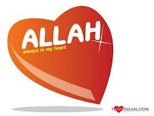 Allah Dekat Di Hati