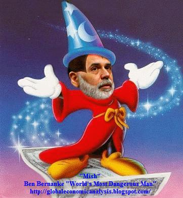 Ben Bernanke, Sorcerer's Apprentice
