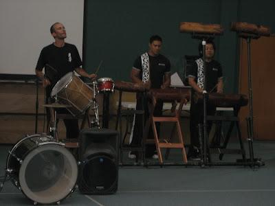 Cook Island Drums.