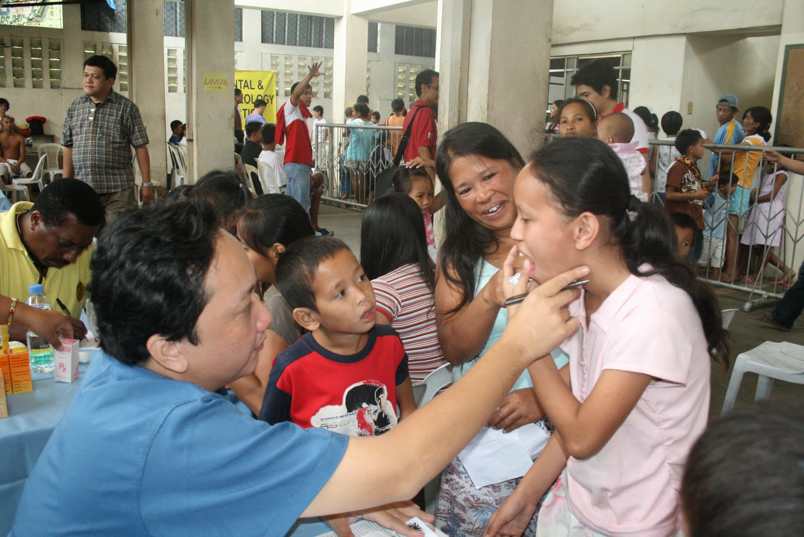 NFGB MEDICAL MISSION IN PICTURES