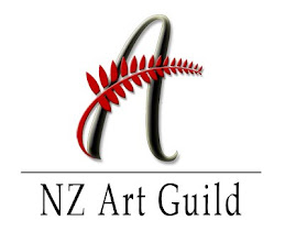 Proud Member of the NZ Art Guild