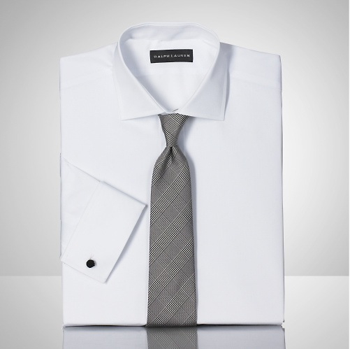 One man can make a difference the semi spread collar a for Semi spread collar shirt
