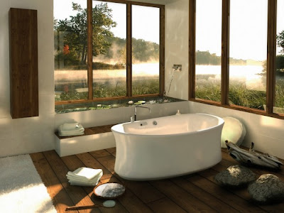 Luxury Bathroom Design Ideas by Pearl Baths