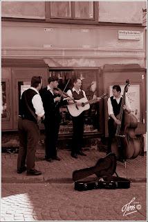 bluegrass musikanter