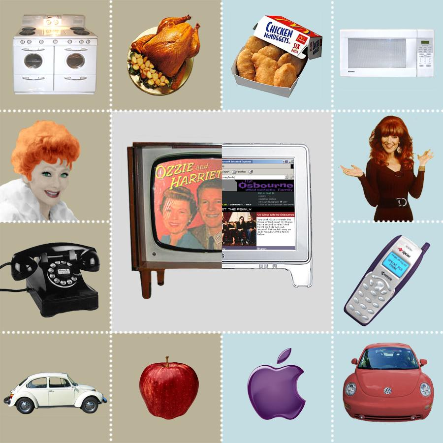 technology then and now Inventions then and now - created at .