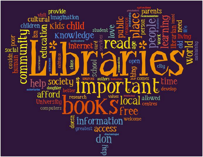 Image result for libraries matter