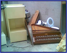 Harpsichord as Garbage