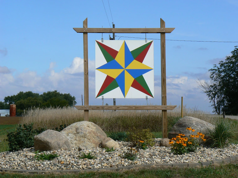 Barn Quilts of O'Brien County
