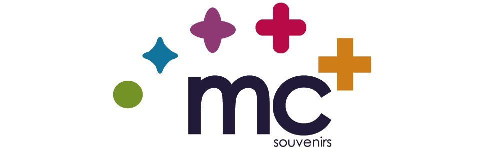 - - mc+ souvenirs - -