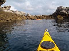 Kayak à Lesconil - Centre Nautique