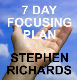 e-Book - 7 Day Focusing Plan