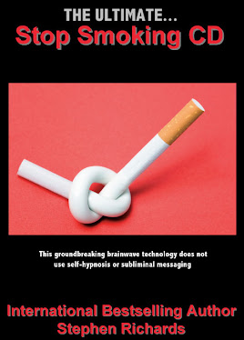 Audio CD and MP3 - The Ultimate Stop Smoking CD