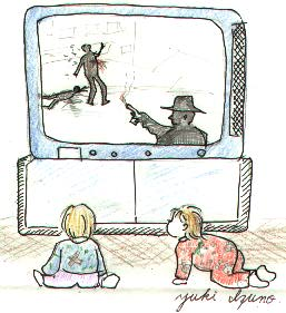the correlation between tv violence and children behavior A study done by the american psychological association in 2015 showed a correlation between  between video games and violent behavior,  children are playing and.