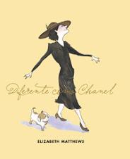 Diferente como Chanel: conhecendo   a vida  da maior estilista do século XX