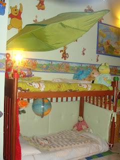 Riciclare il lettino con le sponde eco mamma - Sbarra letto bambini ...
