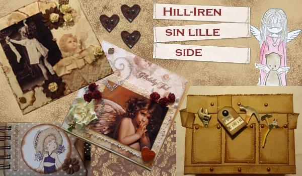 Hill-Iren sin lille side.....