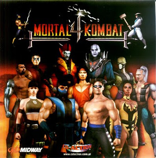 Download Mortal kombat 4   Porttil !