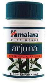 arjuna for hardening of arteries