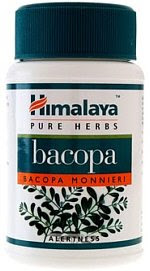 Bacopa for stress relief