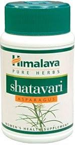 Pure Shatavari herb capsules