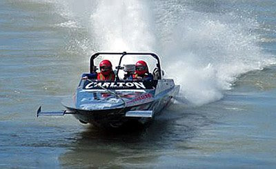 New Zealand Jet Boat Marathon
