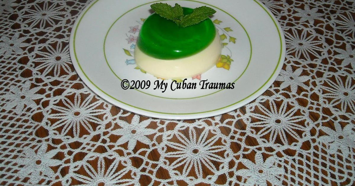 Cuban Mojito Cake
