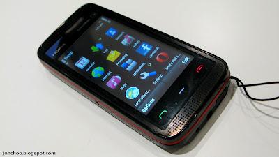 jonchoo: Nokia 5530 XpressMusic mini-review