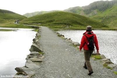 jonchoo: Snowdon via Pyg track and Miners' track