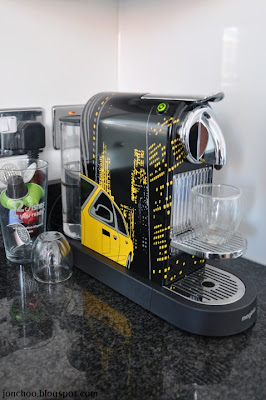 jonchoo nespresso magimix citiz m190 review. Black Bedroom Furniture Sets. Home Design Ideas