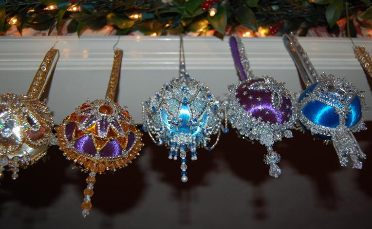 Cracker Box Christmas Ornaments