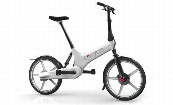 GoCycle: La più bella e leggera bici a pedalata assisistita