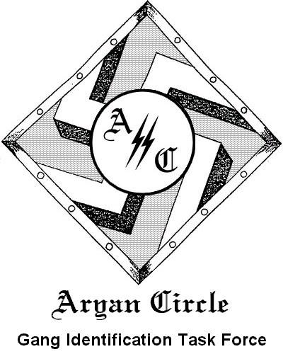 white prison gangs aryan circle