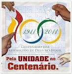 Selo Pela Unidade no Centenário